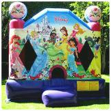 Disney Princess Inflatable Bounce House