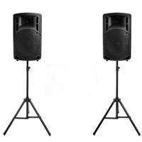 PA System, Stereo Equipment