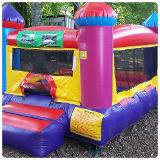 Commercial Mini Bounce House