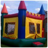 Primary Castle Inflatable Bounce House