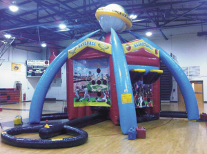Giant 5 in 1 Sports Game